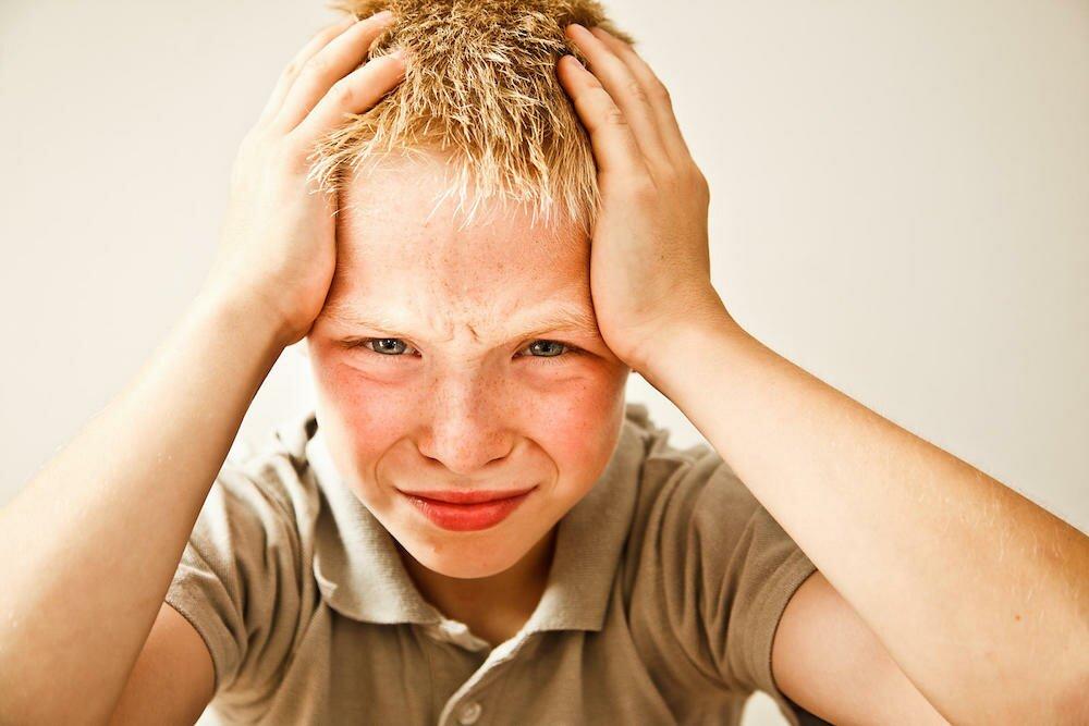 Головная боль у ребенка каждый день