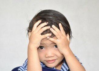 Признаки мигрени у ребенка